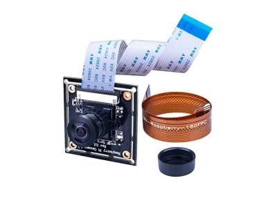 Longruner Camera Module for Raspberry PI 5MP 1080p OV5647 Sensor HD Video Webcam Supports Night Vision For Raspberry Pi 3 model B B+ A+ RPi 2 1 Camera LSC15