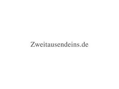 Zweitausendeins-Aktion: 70% Rabatt für ausgewählte Artikel