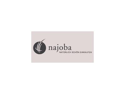 5% Rabatt - jetzt bei Najoba!