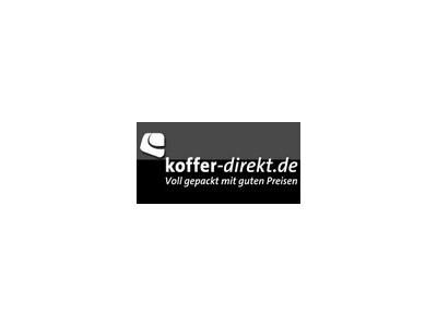 10%-Gutschein bei Koffer Direkt ohne Mindestkaufbetrag