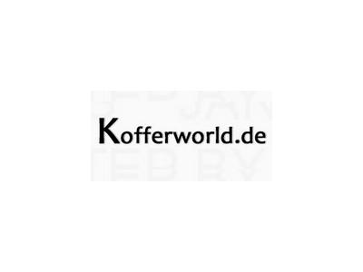 15%-Gutschein für Reisegepäck bei Kofferworld