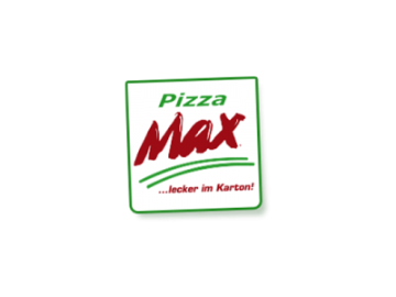 50% Rabatt auf Online Deals - jetzt bei Pizza Max!