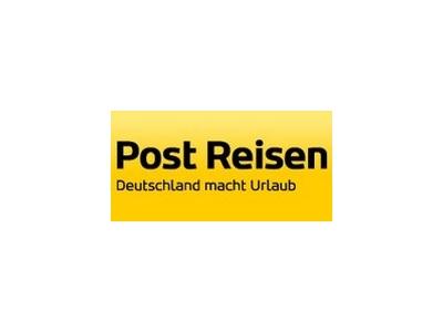 40€-Gutschein für ausgewählte Reiseangebote bei Post Reisen