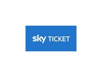 Aktion bei Sky Ticket: Entertainment Ticket im ersten Monat nur 1€