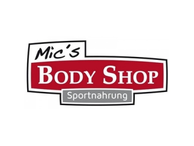 12%-Gutschein für Trainingsbooster bei Mic's Body Shop