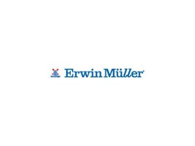 2 kuschelige Erwin Müller Handtücher im Streifen-Design gratis