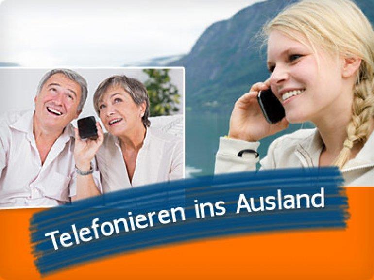 Günstig ins Ausland telefonieren