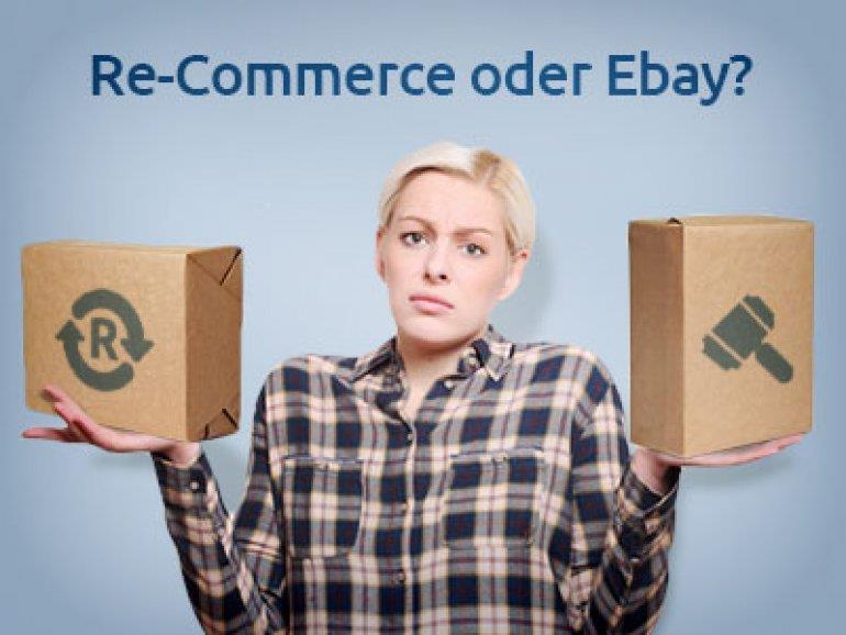 Re-Commerce: SPARWELT vergleicht