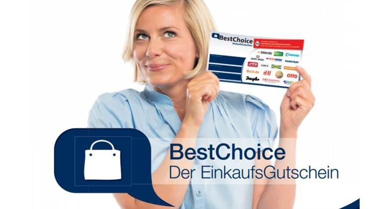 best choice gutschein partner liste