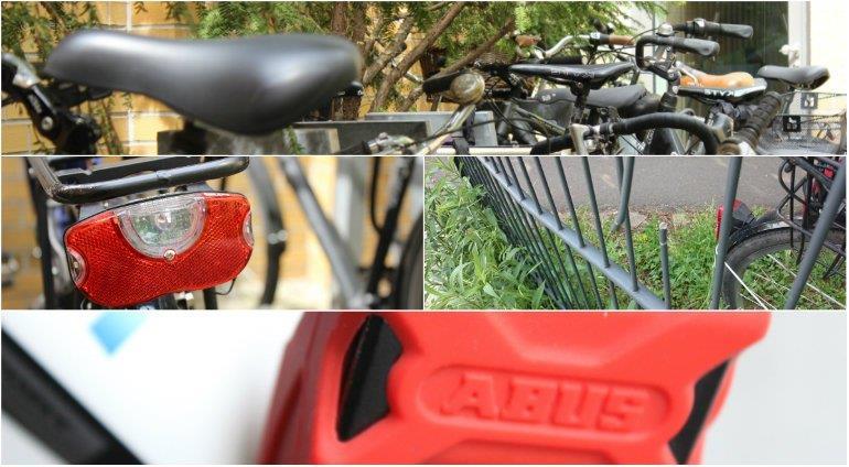 Sichere Fahrradschlösser retten Leben – von euren Rädern