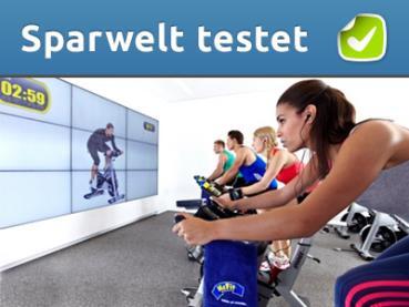 SPARWELT-Redakteure testen das Training bei McFit.