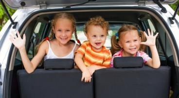 Spiele und andere Ideen für lange Autofahrten