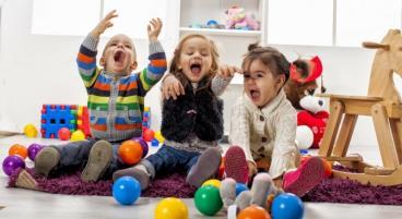 Die besten Kinderspiele für drinnen