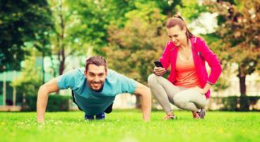 Fitness-Apps für mehr Spaß am Sport