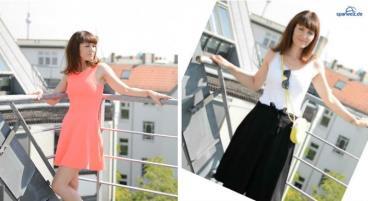 Meine erste Schnäppchen-Challenge: Zwei Sommer-Outfits unter 50 Euro shoppen.