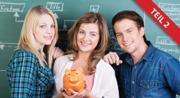 Studieren und Geld sparen – so geht's!