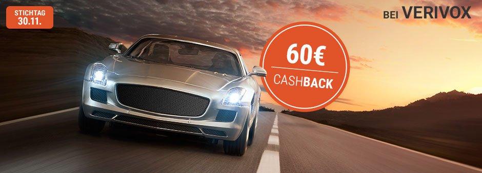 KFZ-Versicherungswechsel: Bis zu 850€ sparen + 60€-Cashback
