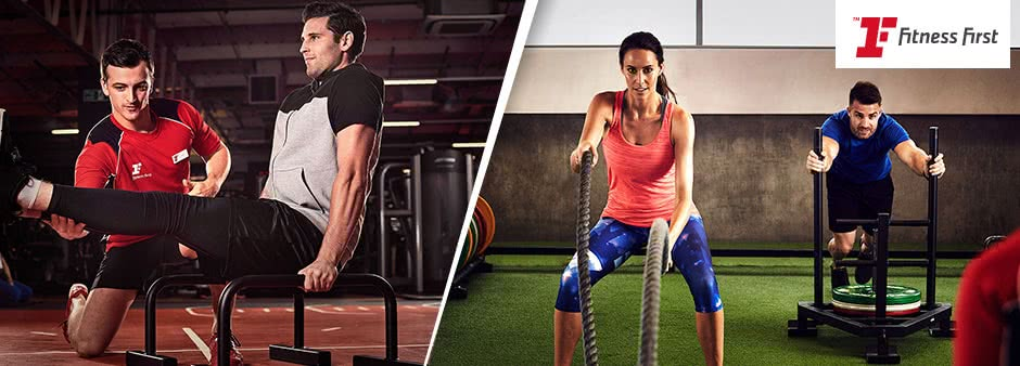 Gratis-Probetraining bei Fitness First