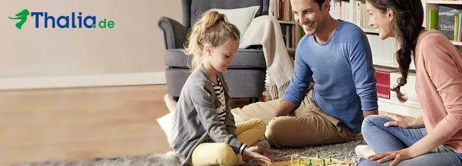 17% Rabatt bei Thalia auf Spielwaren, Filme und vieles mehr