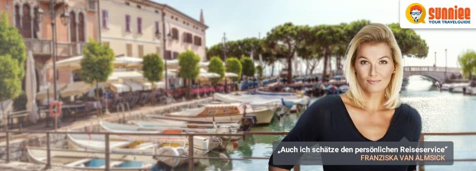 sunniee Travelguide 3 Tage kostenlos testen + 2 Wochen zum Preis von 1