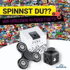 Fidget-Spinner-Gewinnspiel